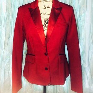 NY&Co (7th Avenue) Bright red jacket